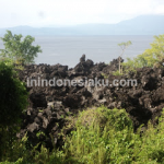 Batu Hangus, Lava Indah dari Gamalama