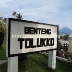 Benteng Tolukko dan Besi Putih Tanda Cinta