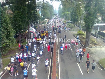 Car Free Day Bandung 1