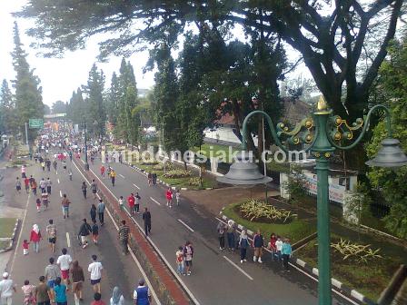 Car Free Day Bandung 4