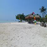Wisata Pulau Pari, Mencari Pantai Pasir Perawan dari Muara Angke