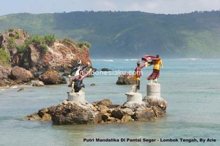 pantai seger lombok tengah 3