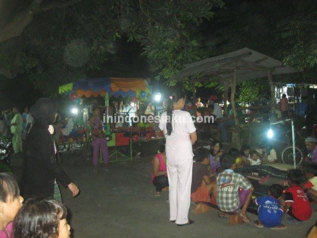 Pasar Malam Desa Pamijahan Plumbon Cirebon 3