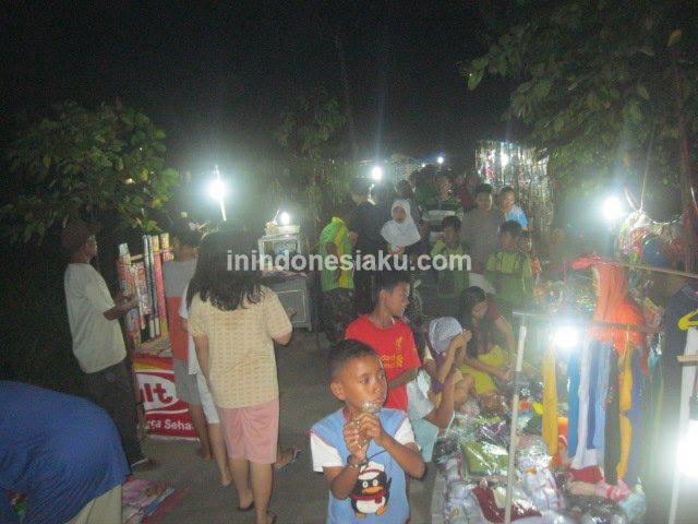 Pasar Malam Desa Pamijahan Plumbon Cirebon 7