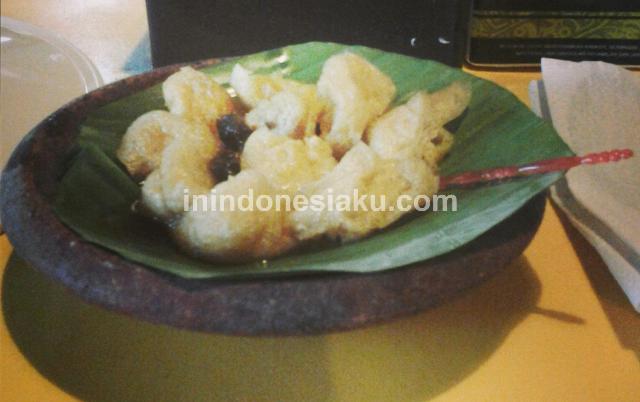 Tahu Gejrot Kuliner Cirebon