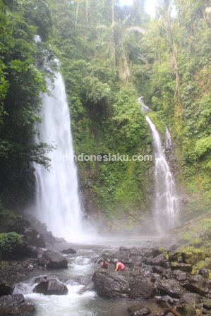 Air Terjun Kali Minahasa Manado 3