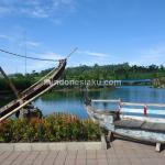 Floating Market Lembang, Menikmati Santapan Kuliner Bandung di Atas Danau