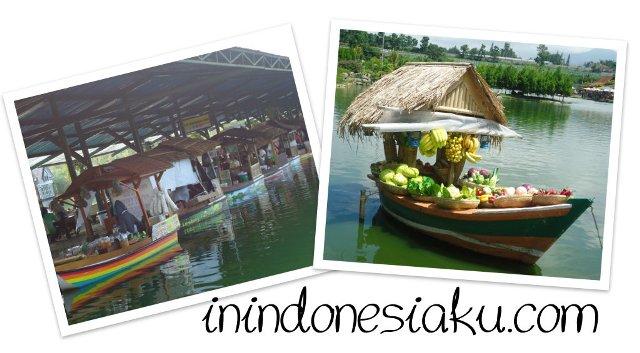 Floating Market Lembang Bandung 4