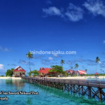 Pulau Tinabo, Di Bawah Terik Matahari Taka Bonerate