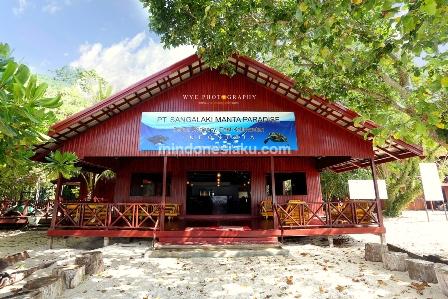 Resort Pulau Sangalaki Derawan 4