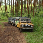 Off-Road Sukawana, Cara Lain Menikmati Hutan Sukawana Bandung