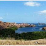 Pulau Komodo (Part 2), Panorama Menakjubkan di Pulau Rincha