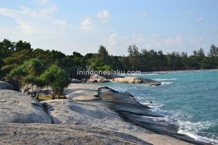Pantai Penyabongan, Belitung 1