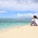 Pulau Gusung Derawan, Menikmati Sensasi Lembut Pasir Putihnya