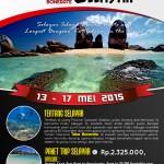 Jejak IDC Mei 2015, Open Trip Wisata Selayar, Sulawesi Selatan (DONE)