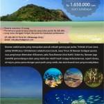 Jejak IDC 14-17 Agustus 2015, Open Trip Pulau Bawean (DONE)