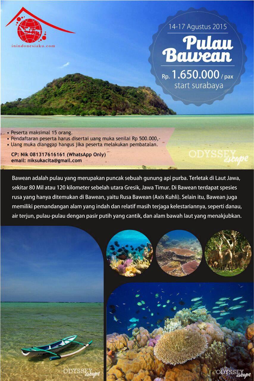 Trip Pulau Bawean (IDC Community)