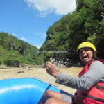 Rafting Sungai Maiting Tana Toraja, Pengalaman Tracking & Rafting Pertamaku