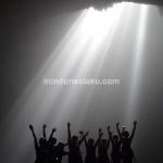 Goa Jomblang, Memeluk Erat Cahaya Surga di Dalamnya