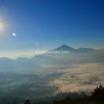 Gunung Putri  Lembang, Menikmati Sunrise di Sisi Lain Kabupaten Bandung Barat