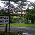 Aurora Mansion Bogor, Cafe Unik di Tengah Sentul City