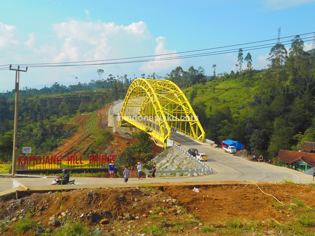 Kamojang Hill Bridge 2