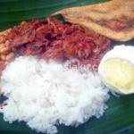 Kuliner Mataram, Gagalnya Nasi Balap Puyung Inaq Esun