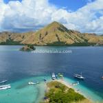 Pulau Kelor Flores, Panas Terik dan Terpaan Debu Berbuah Lukisan Ilahi