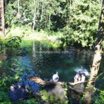 Telaga Nilem Kuningan, Kolam Alami Air Bening yang Menggoda