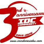 Pemenang Give Away 3rd Anniversary Inindonesiaku.com Community (IDC Community)