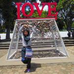 Wisata Bandung, Mengunci Cinta di Taman Balaikota