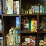 Shuffle ID Board Game Library,  Alternatif Lain Menghabiskan Liburan di Bandung