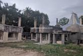 Kuburan di Desa Rende