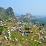 Stone Garden, Bermain di Tengah Hamparan Batu