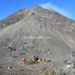 Gunung Merapi, Pengalaman Pertama Menikmati Sunrise dan Sunset di Gunung