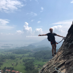 Via Ferrata Purwakarta, Menikmati Waduk Jatiluhur di Ketinggian 900 Mdpl – Sky Camp Via Ferrata