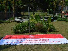 #IDCBanggaIndonesia ultah 5 tahun komunitas traveler indonesia