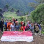 Sahabat IDC,  Berjumpa Negeri Diatas Awan – Waerebo