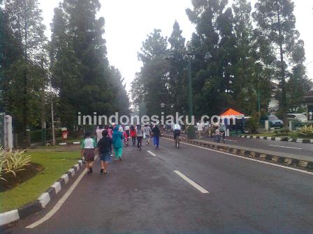 Car Free Day Bandung 5