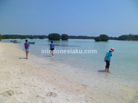 Pantai Pasir Perawan Pulau Pari 4