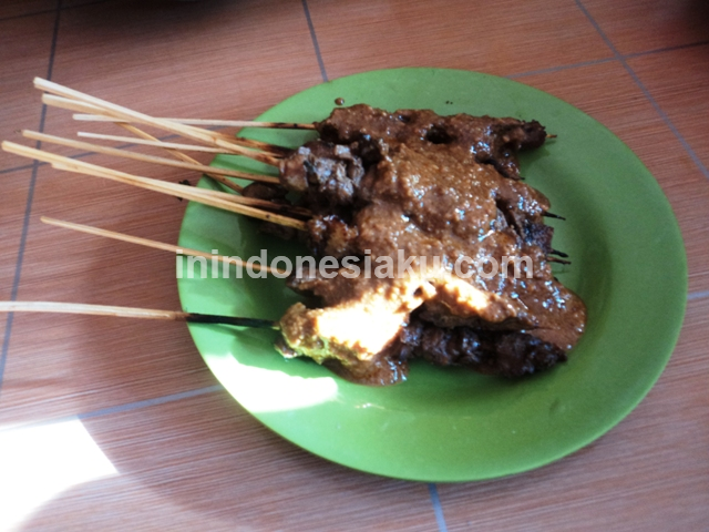 Sate Banjar Kalimantan Selatan