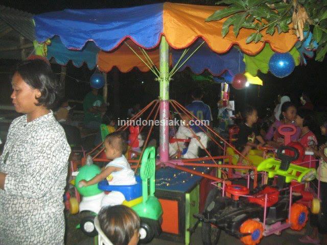 Pasar Malam Desa Pamijahan Plumbon Cirebon 1