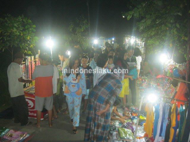 Pasar Malam Desa Pamijahan Plumbon Cirebon 4