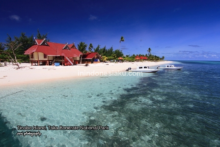 Pulau Tinabo, Takabonerate Makassar 3