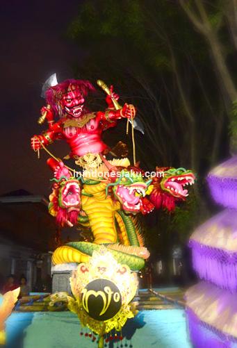Nyepi Bali 1